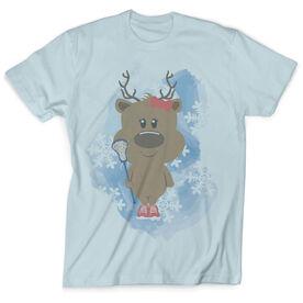 Vintage Lacrosse T-Shirt - Reindeer Laxer