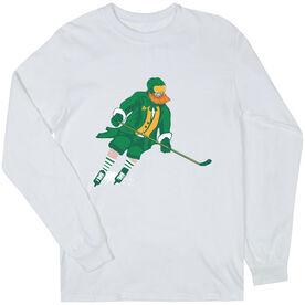 Hockey Tshirt Long Sleeve St. Hat-Tricks