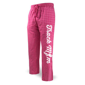 Track and Field Lounge Pants Track Mom