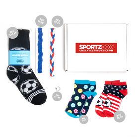 Soccer SportzBox™ Gift Set - Dribble