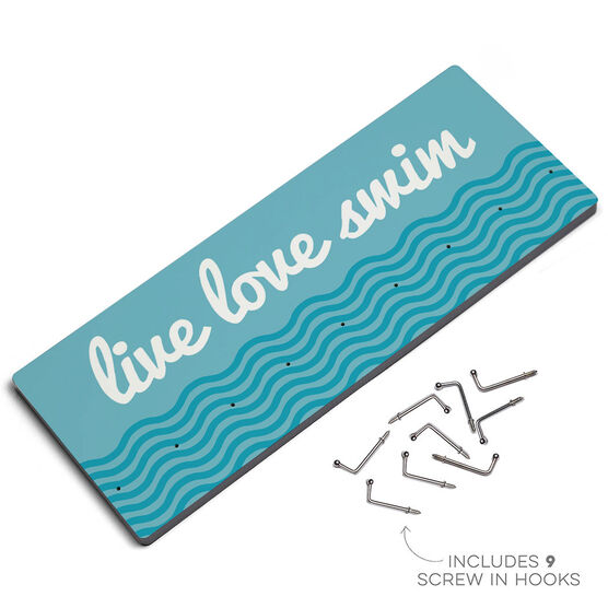 Swim Hook Board Live Love Swim