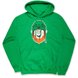 Hockey Hooded Sweatshirt - Lucky McPuck