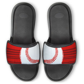 Baseball Repwell® Slide Sandals - Ball Reflected