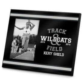Track & Field Photo Frame Track and Field Team