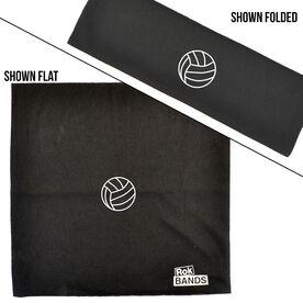 RokBAND Multi-Functional Headband - Volleyball Ball