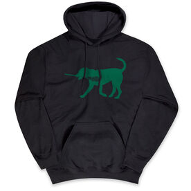 Guys Lacrosse Standard Sweatshirt - Lacrosse Dog