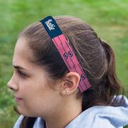 Hockey Juliband No-Slip Headband - Personalized Hockey Pattern