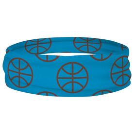 Basketball Multifunctional Headwear - Ball Pattern RokBAND