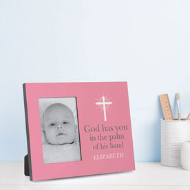Personalized Photo Frame - Bless The Child