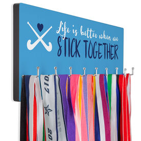 Field Hockey Hook Board Field Hockey Stick Together