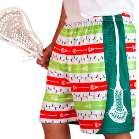 Lax Lights Lacrosse Shorts