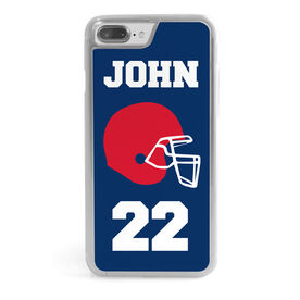 Football iPhone® Case - Personalized Helmet