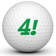 4! Golf Ball