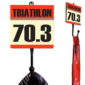 Triathlon 70.3 Medal Hook