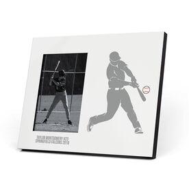 Baseball Photo Frame - Batter