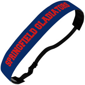 Athletic Julibands No-Slip Headbands - Your Team Name