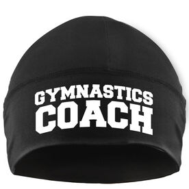 Beanie Performance Hat - Gymnastics Coach