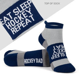 Socrates® Woven Performance Sock - Hockey Dad