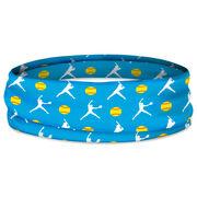 Softball Multifunctional Headwear - Softball Player Girls RokBAND