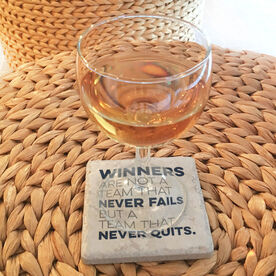 Stone Coaster - Winners Are Not