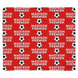 Soccer Multifunctional Headwear - Custom Team Name Repeat RokBAND