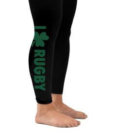 Rugby Leggings I Shamrock Rugby