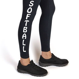 Softball Leggings - Softball
