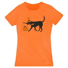 Field Hockey Women's Everyday Tee - Witch Dog
