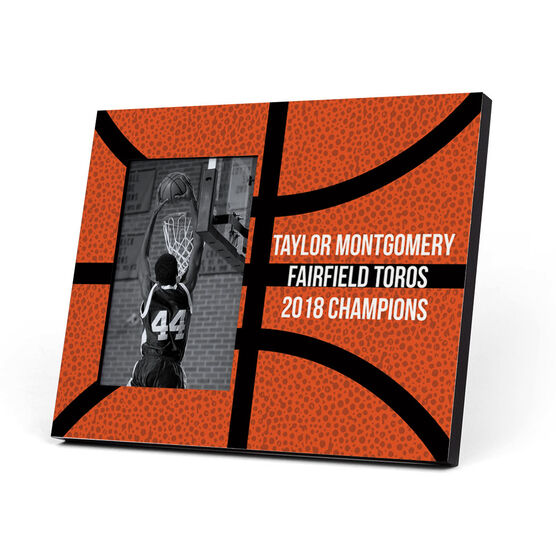 Basketball Photo Frame - Giant Basketball