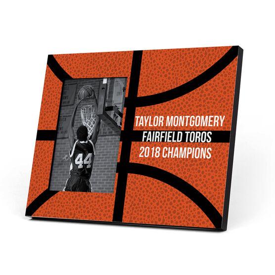 Basketball Photo Frame - Giant Basketball