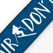 Skiing Juliband No-Slip Headband - Ski Hair Don't Care
