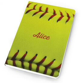 Softball Notebook Softball