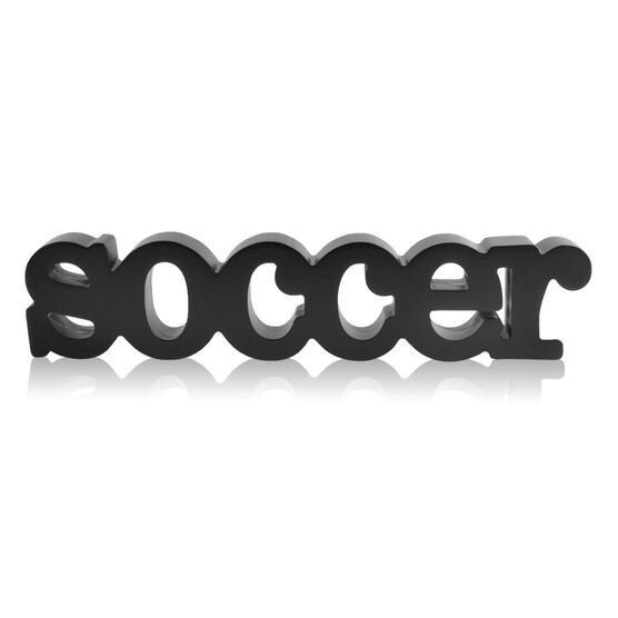 Soccer Wood Words
