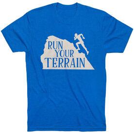 Running Short Sleeve T-Shirt - Run Your Terrain