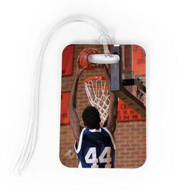 Basketball Bag/Luggage Tag - Custom Photo