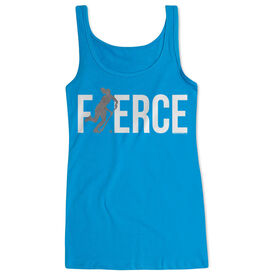 Field Hockey Women's Athletic Tank Top Fierce