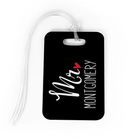 Personalized Bag/Luggage Tag - Mr.