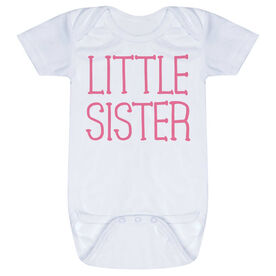 Baby One-Piece - Little Sister