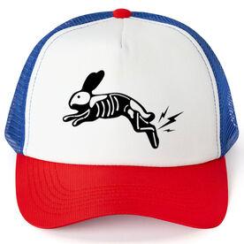 Running Trucker Hat - Lightning Rabbit