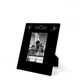 Gymnastics Engraved Picture Frame - Gymnastics Mom