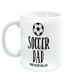 Soccer Coffee Mug - Soccer Dad