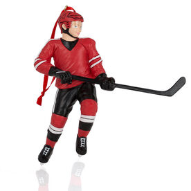CTS - Hockey Player Resin Figure Ornament
