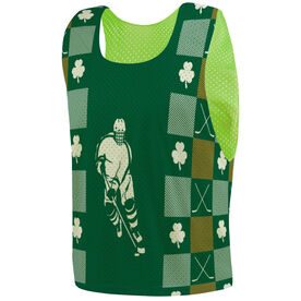 Hockey Pinnie - Shamrock Buffalo