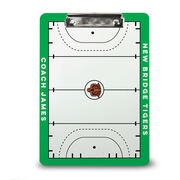 ChalkTalk Field Hockey Custom Coaches Dry Erase Clipboard
