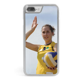 Volleyball iPhone® Case - Custom Photo