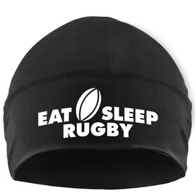 Beanie Performance Hat - Eat Sleep Rugby