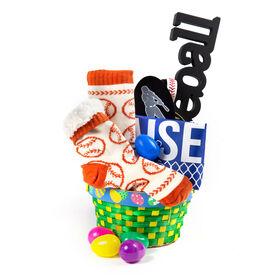 Home Run Baseball Easter Basket 2017 Edition