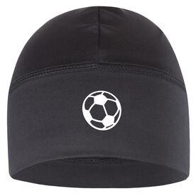 Beanie Performance Hat - Soccer Ball