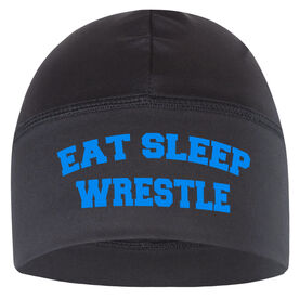 Beanie Performance Hat - Eat Sleep Wrestle