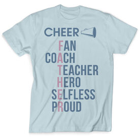 Vintage Cheerleading T-Shirt - FATHER